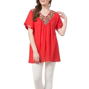 Raj Embroidered Tunic